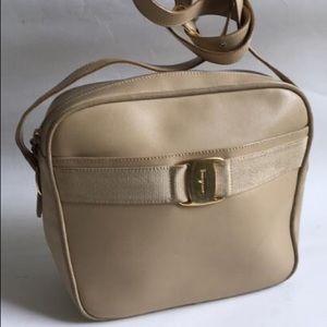 Salvatore ferragamo cross body bag